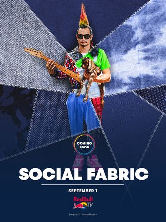 Social Fabric Poster