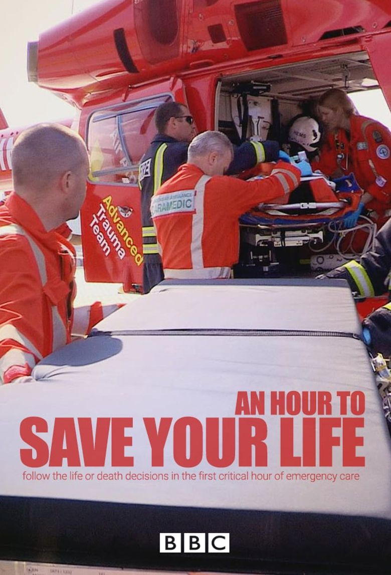 An Hour to Save Your Life Poster