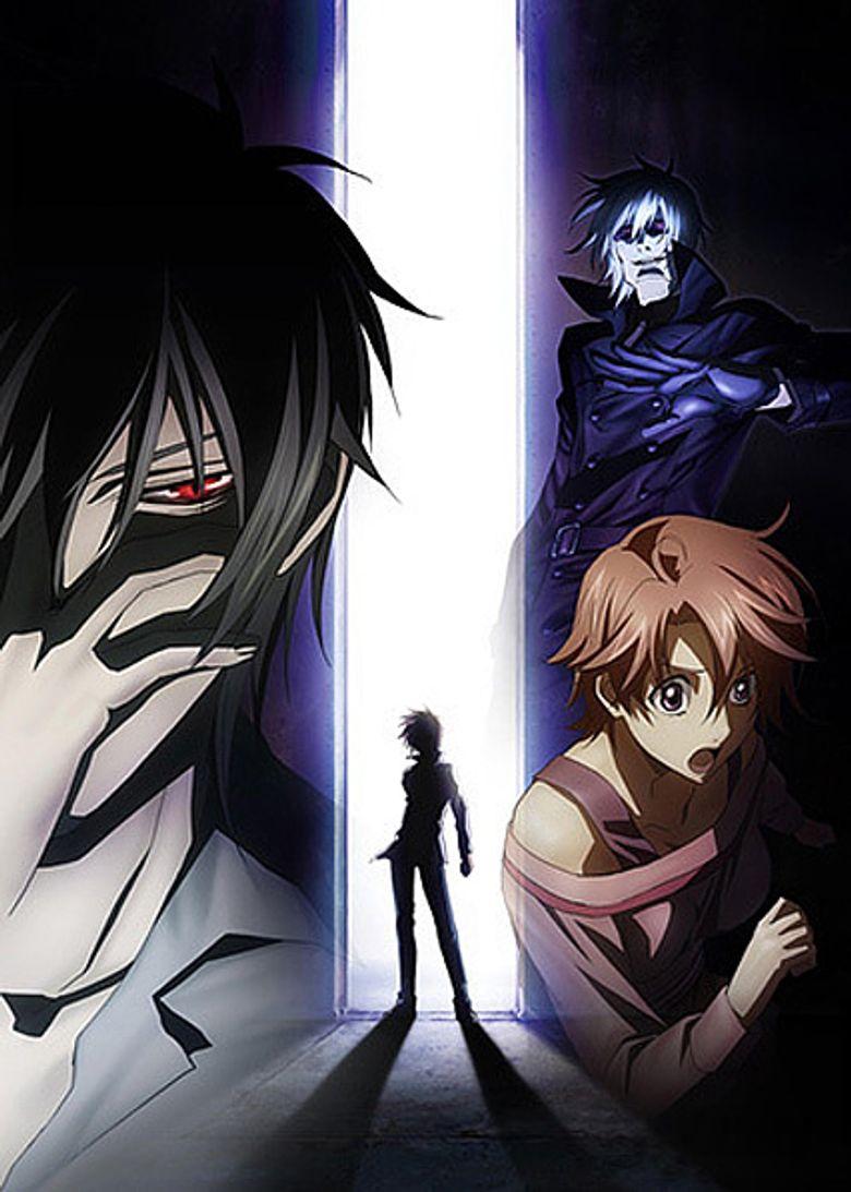 Psychic Detective Yakumo Poster