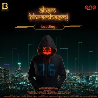 Aham Bhramhasmi Poster