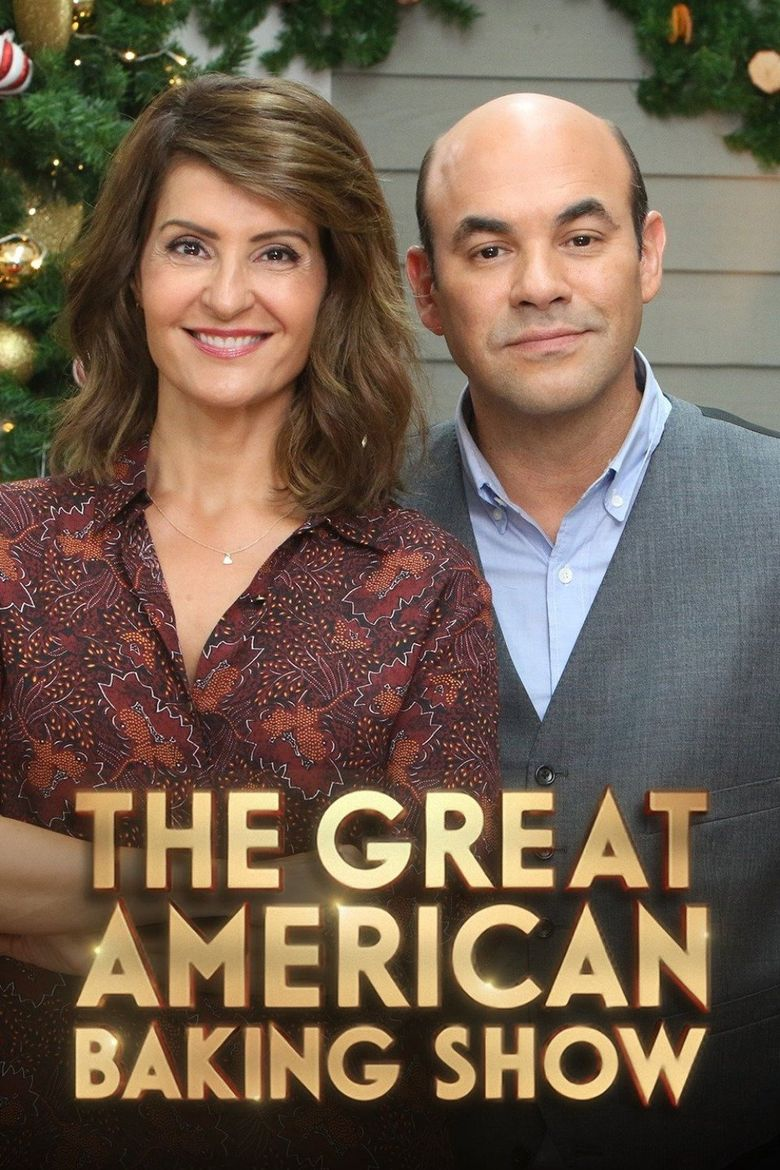 The Great American Baking Show Poster