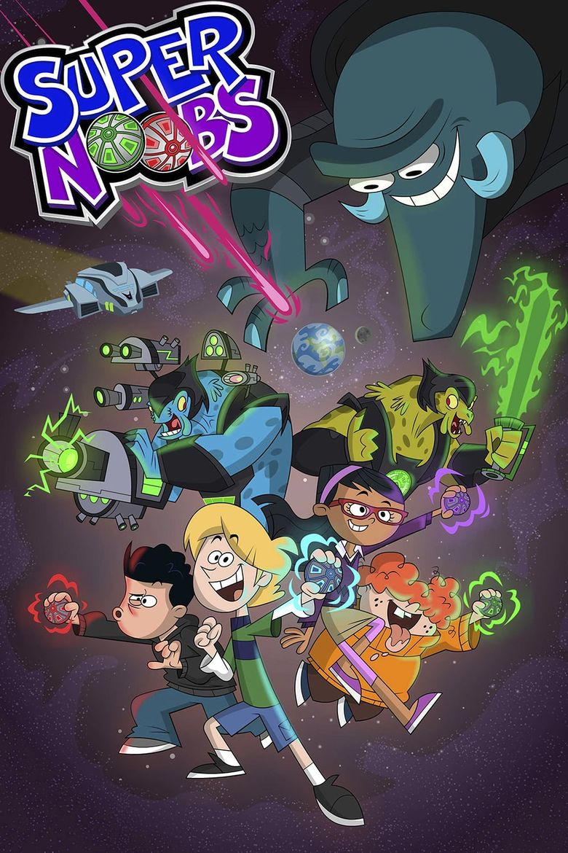 Supernoobs Poster