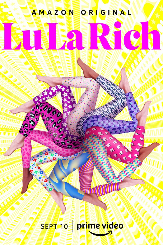 LuLaRich Poster