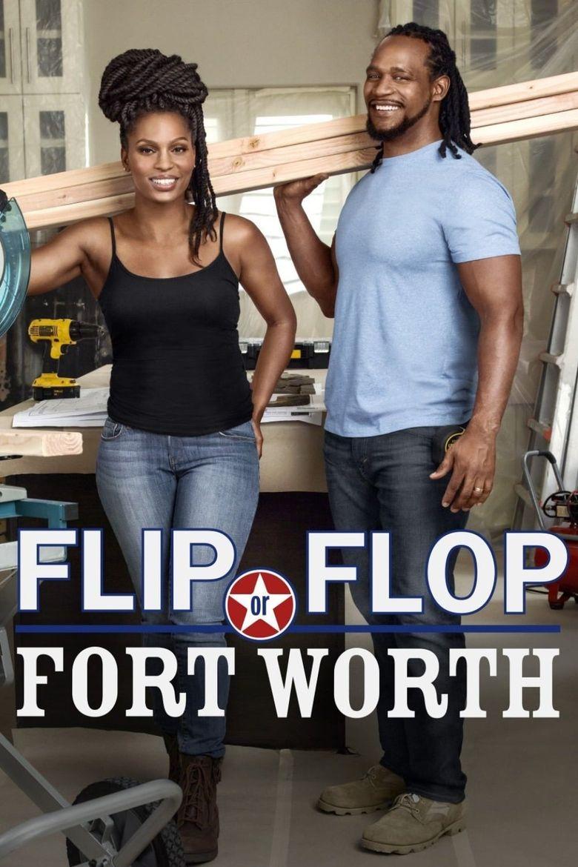 Flip or Flop Fort Worth Poster