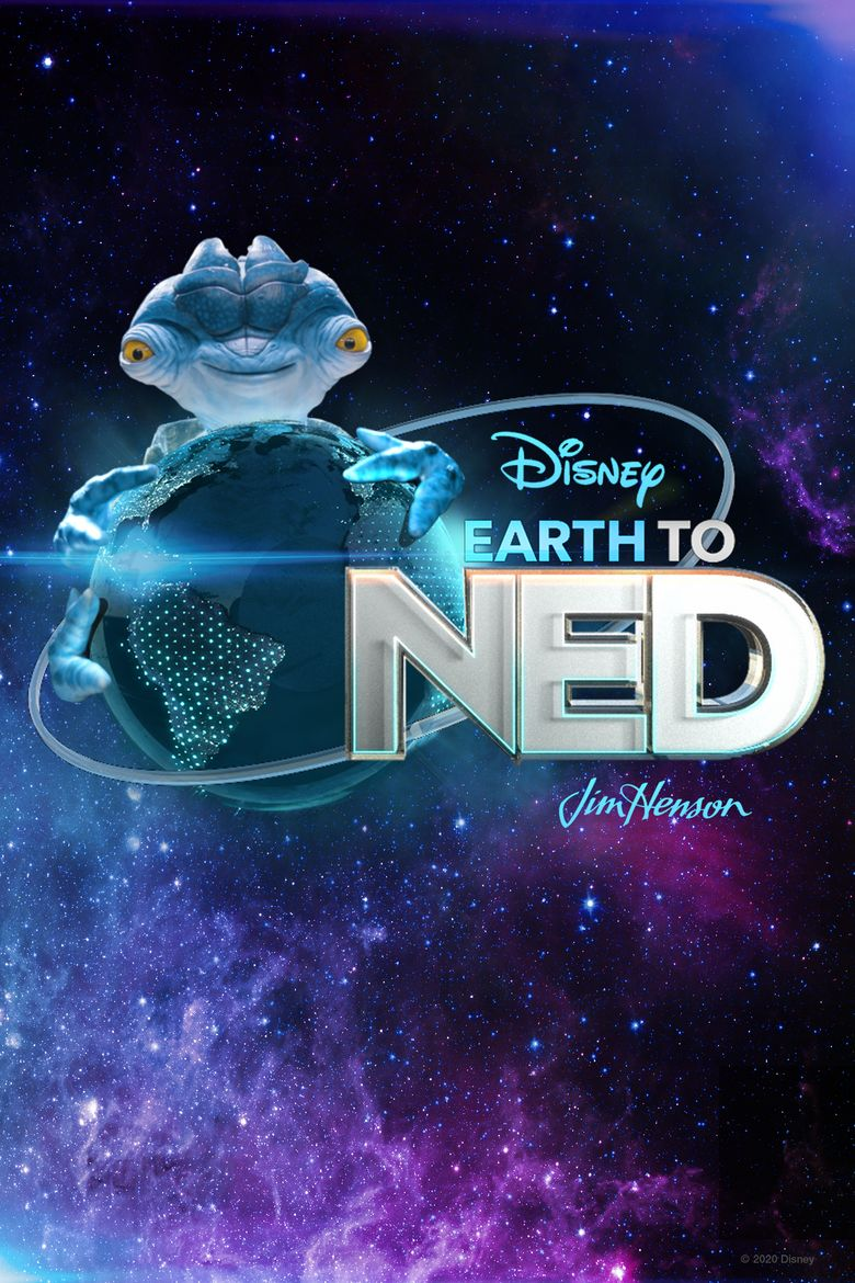Earth to Ned Poster