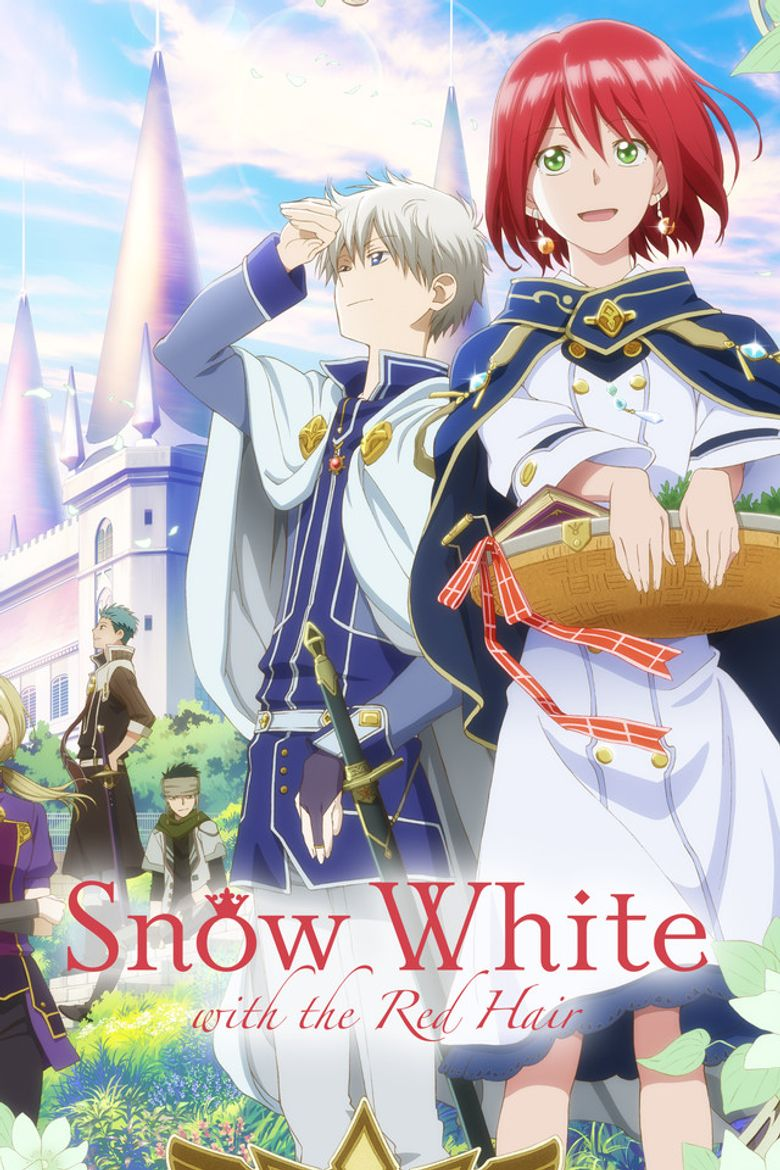 Snow White with the Red Hair Poster