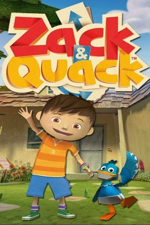 Zack & Quack Poster
