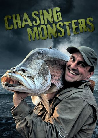 Wild Catch / Chasing Monsters Poster