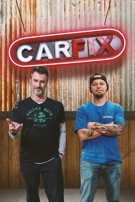 Car Fix Poster
