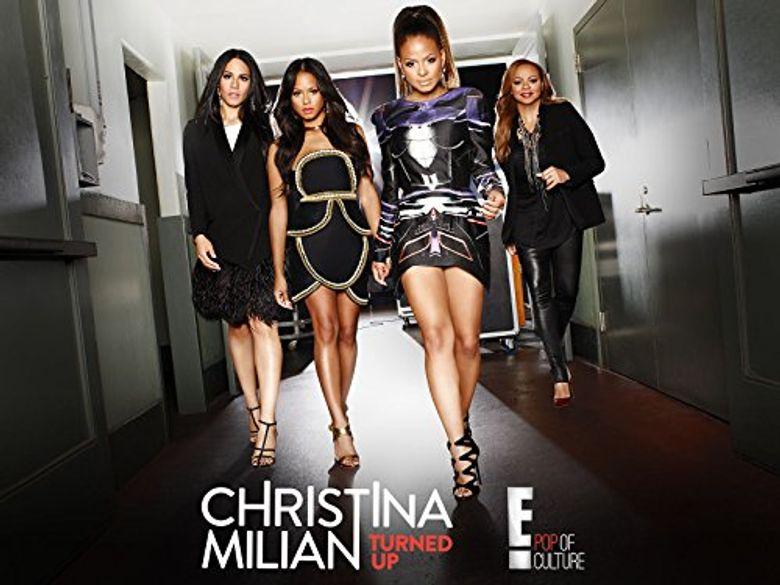 Christina Milian Turned Up Poster