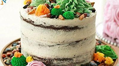 Season 02, Episode 03 Five Beautiful Ways To Decorate Cake