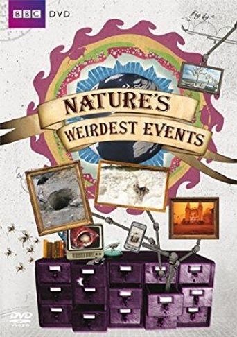 Nature's Weirdest Events Poster