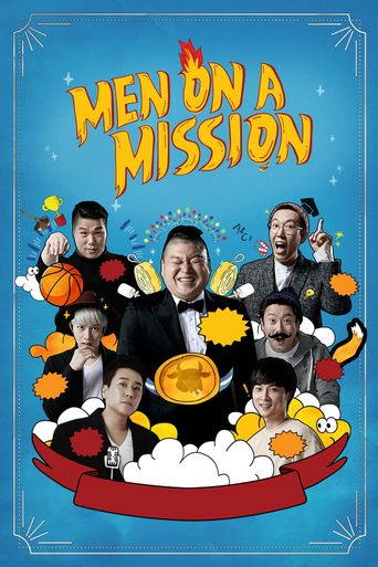 Men on a Mission Poster