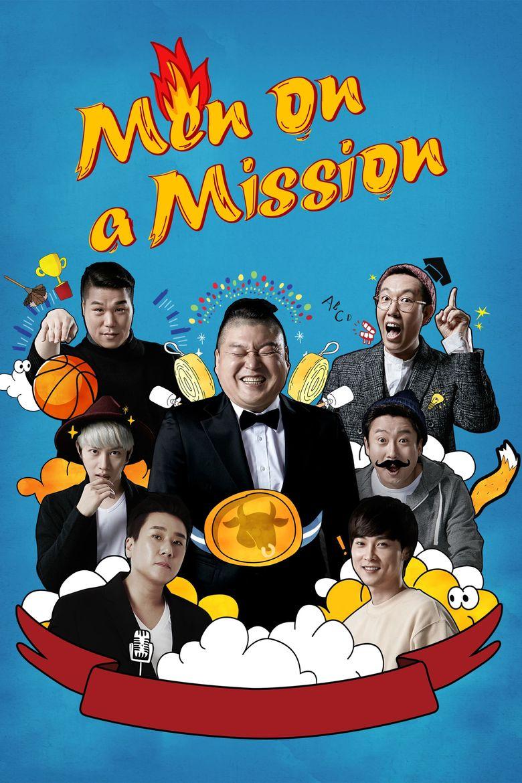 Men on a Mission Poster