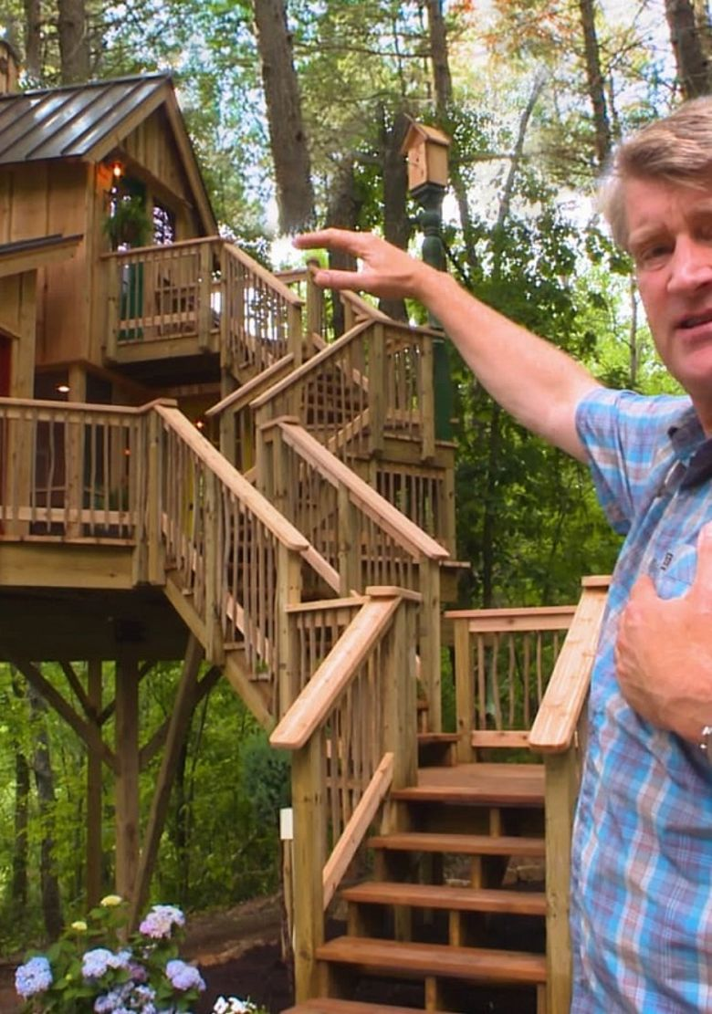 Treehouse Masters: Behind the Build - Watch Episodes on Animal ... on amazing tree houses, exotic tree houses, luxury tree houses, extremely cool tree houses, easy to make tree houses, creative tree houses, canvas tree houses, lowe's tree houses, extreme tree houses, primland resort tree houses, adult tree houses, large tree houses, elaborate tree houses, great tree houses, pete's tree houses, best tree houses, tree masters tree houses, inexpensive tree houses, modern tree houses,