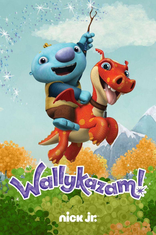 Wallykazam! Poster