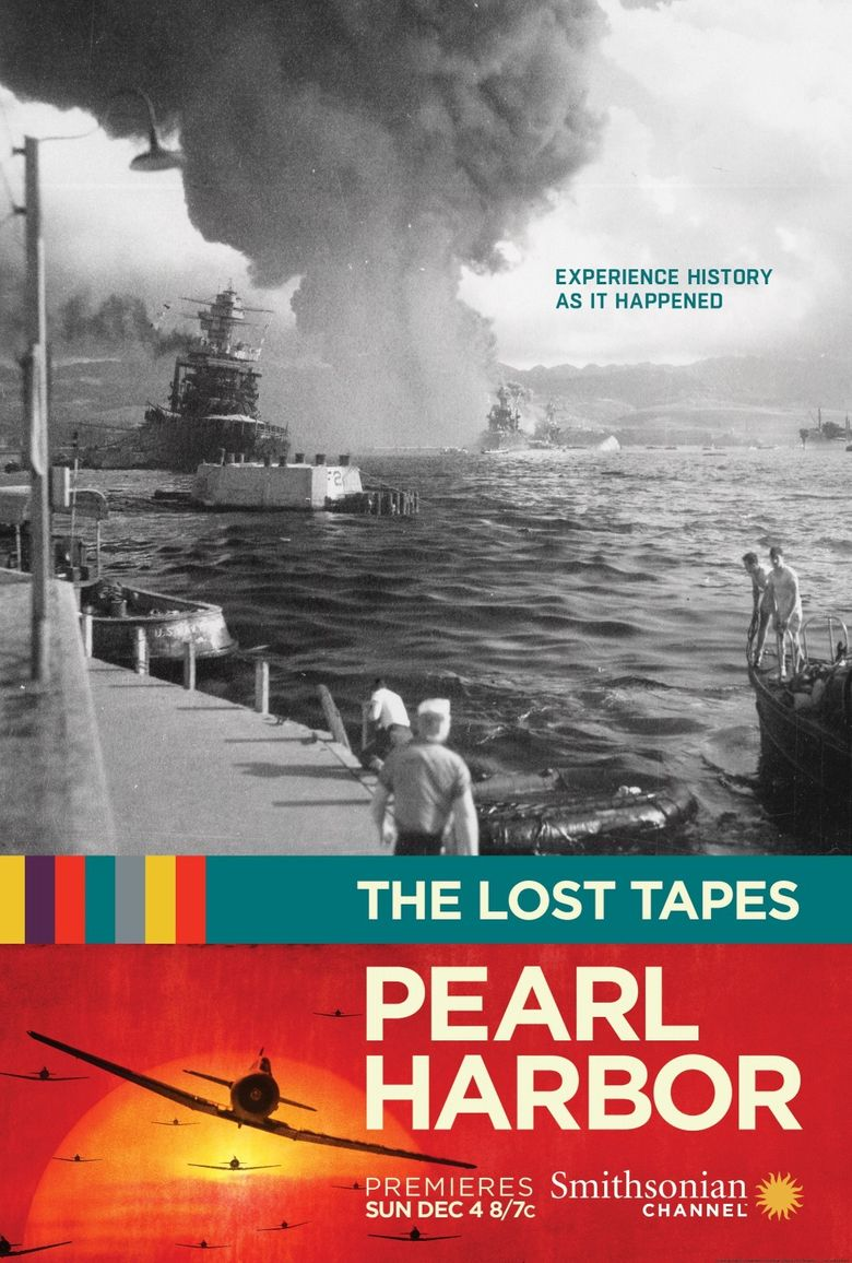 The Lost Tapes: Pearl Harbor Poster