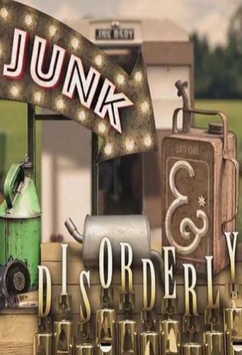 Junk and Disorderly Poster