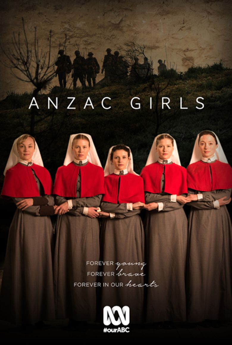 ANZAC Girls Poster