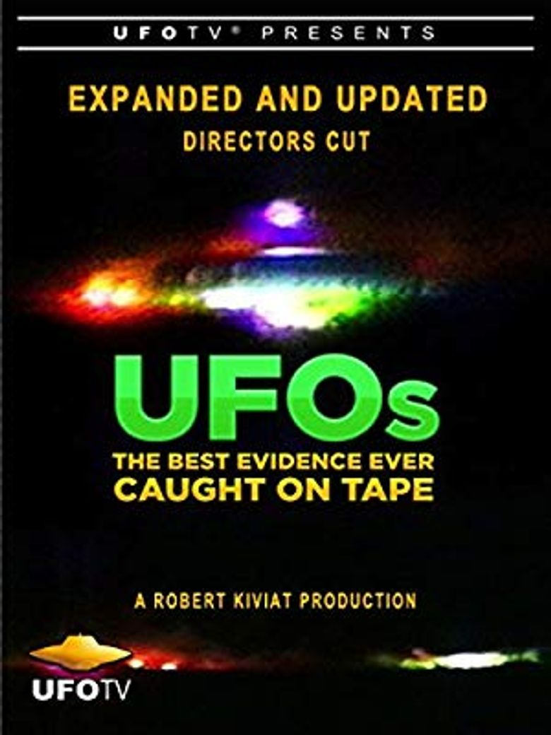 UFOs: The Best Evidence Ever (Caught on Tape) Poster