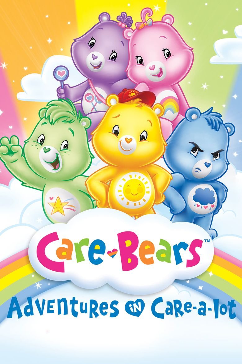Care Bears: Adventures in Care-a-lot Poster