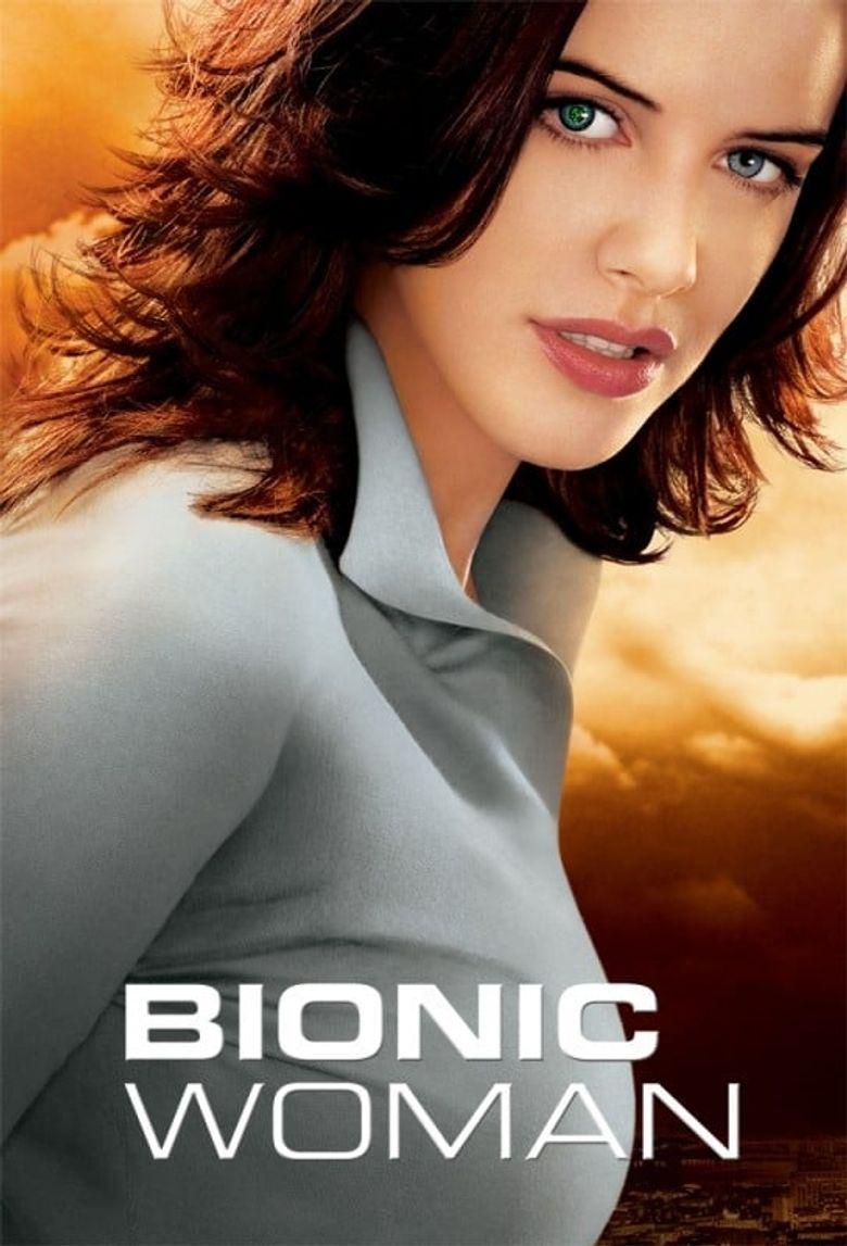 Bionic Woman Poster
