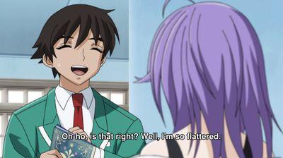 Season 01, Episode 07 Snow Girl and a Vampire