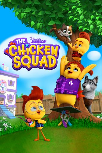 The Chicken Squad Poster