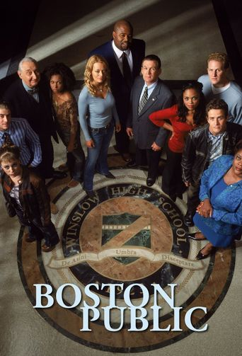 Boston Public Poster