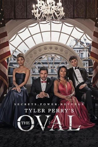 Tyler Perry's The Oval Poster