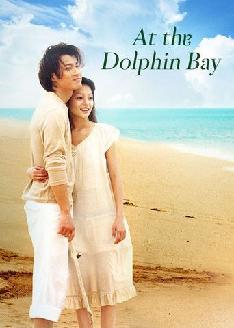 At Dolphin Bay Poster