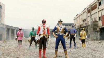 Season 19, Episode 01 Super Samurai