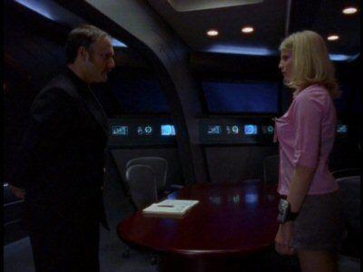 Season 08, Episode 05 A Matter of Trust