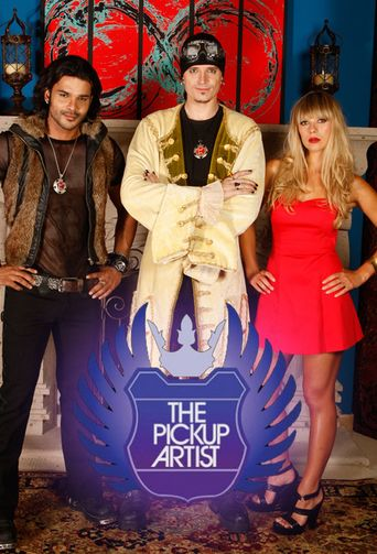 The Pickup Artist Poster