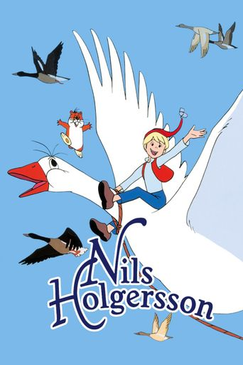 The Wonderful Adventures of Nils Poster
