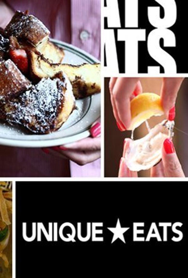 Unique Eats Poster