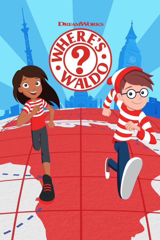 Where's Waldo? Poster