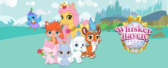 Whisker Haven Tales with the Palace Pets Poster