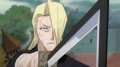 Season 09, Episode 185 Ice and Flame! Fierce Fight of Amagai vs. Hitsugaya