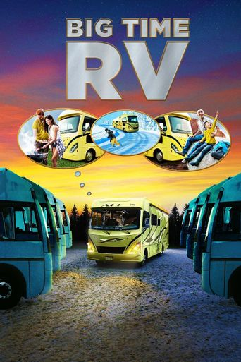 Big Time RV Poster