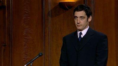 Season 16, Episode 21 The Trial of Eddie Santini