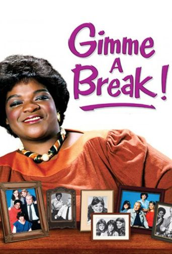 Gimme a Break! Poster