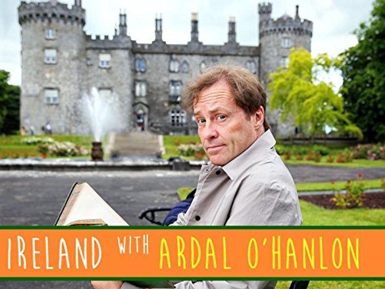 Ireland with Ardal O'Hanlon Poster