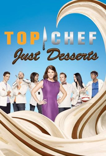 Top Chef: Just Desserts Poster