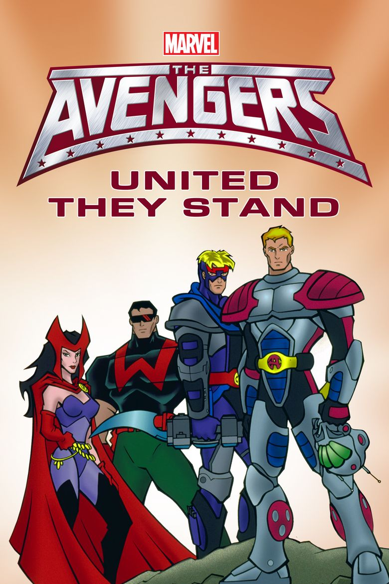 The Avengers: United They Stand Poster
