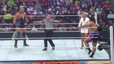 Season 01, Episode 03 Flag MatchJack Swagger vs. Rusev