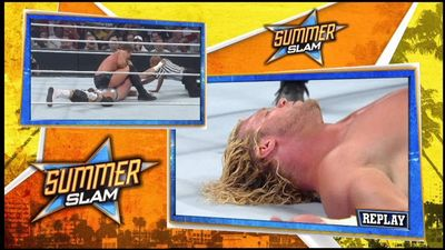 Season 01, Episode 01 WWE Intercontinental Championship Match The Miz vs. Dolph Ziggler