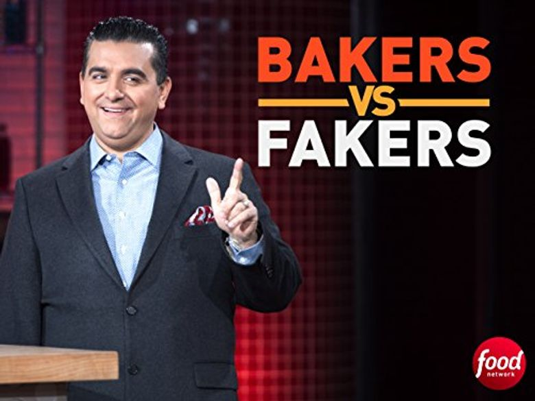 Bakers vs. Fakers Poster