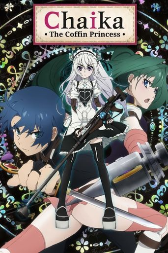 Chaika - The Coffin Princess Poster