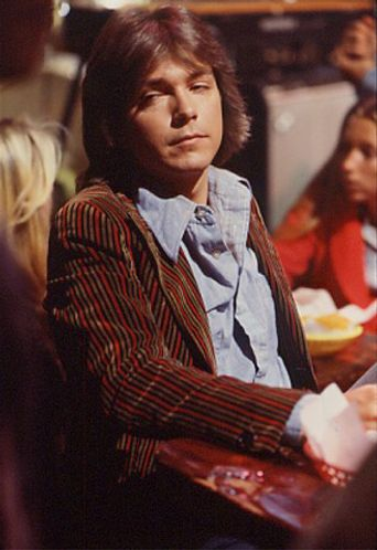 David Cassidy: Man Under Cover Poster